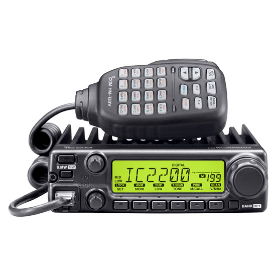 ic 2200h 144mhz fm transceiver specifications icom america IC-2200H Programming Icom Ic- 290H