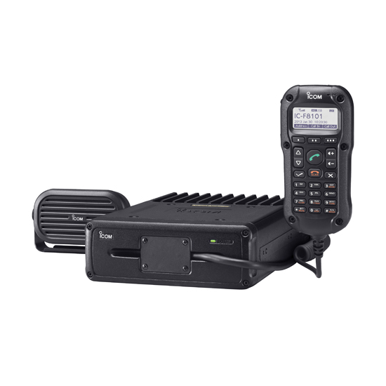 f8101 hf transceiver - features