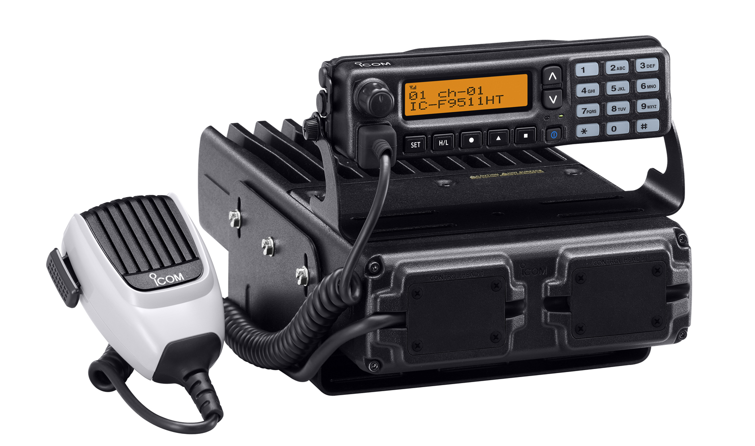F9511ht Vhf P25 Conventional Trunked Transceiver Features Icom Wiring Diagram Product Brochure Version Chart Instruction Manual