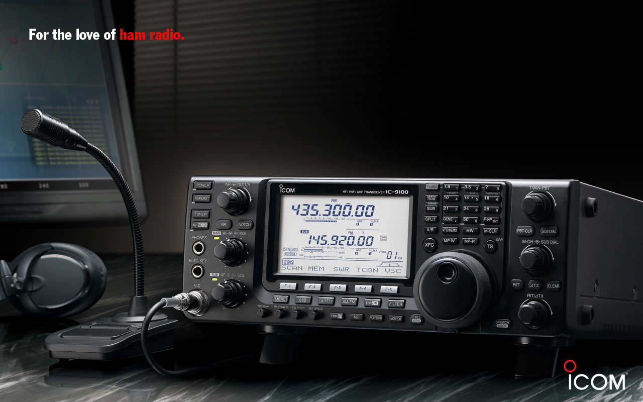 icom radio wallpapers qrz now � amateur radio news