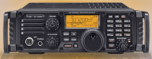 IC-7200 HF/50MHz Transceiver - Features - Icom America