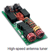 High speed antenna tuner