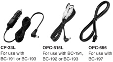 F3210 Power Supply Cables