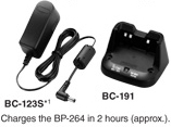 F3210 rapid charger