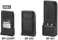 F3230 / F4230 battery packs