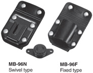Leather Belt Hangers MB-96n and MB-96F
