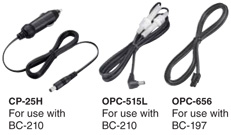Cigarette Lighter Cable and DC Power Cables