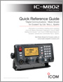 Icom M802 Product Review