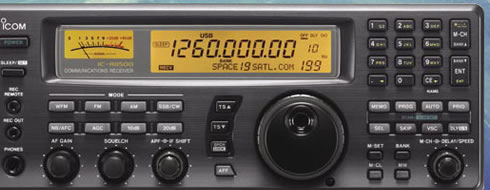 IC-R8500 Communications Receiver - Features - Icom America
