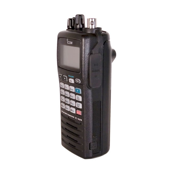 A6 Vhf Air Band Transceiver Features Icom America