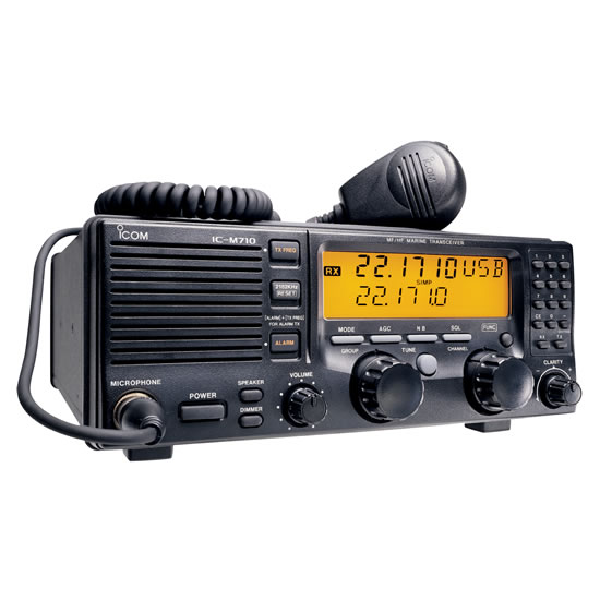IC-M710 MF/HF Marine Transceiver - Features - Icom America