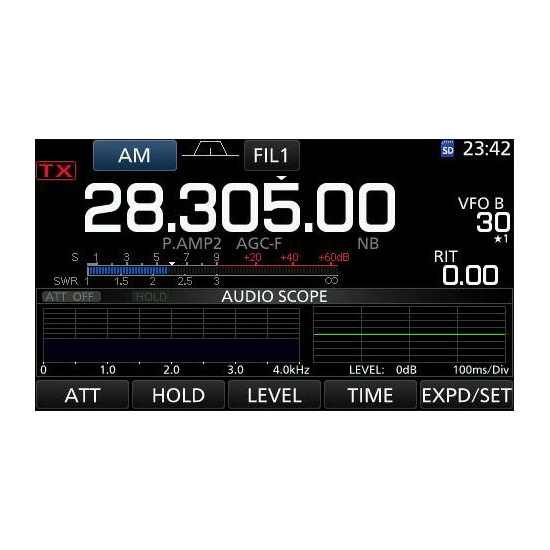 IC-7300 HF/50MHz TRANSCEIVER - Features - Icom America