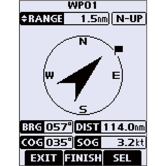 M93D VHF Marine Transceiver w/GPS & DSC Built In - Options ... Icom Microphone Wiring Diagram Hm on
