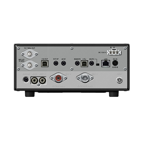 IC-R8600 Wideband Receiver - Features - Icom America