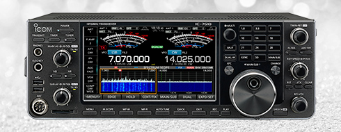 IC-7610 HF/50MHz All Mode Transceiver - Specifications - Icom America