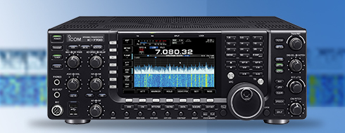 IC-7700 HF/50MHz Transceiver - Features - Icom America