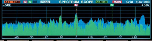 Fixed Spectrum Scope