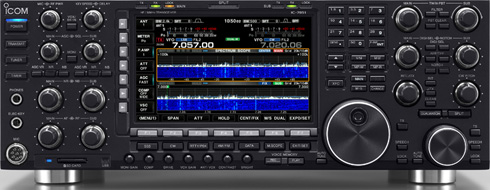 IC-7851 HF/50MHz Transceiver - Features - Icom America