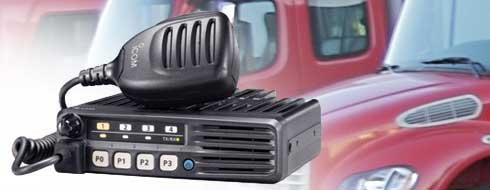 F5011 / F6011 VHF and UHF Transceivers - Features - Icom America