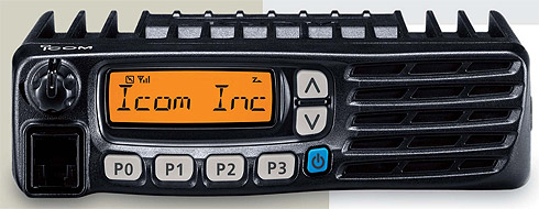 F5021 VHF and UHF Transceivers - Features - Icom America