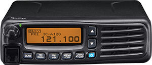 VHF Air Band Transceivers